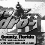 Pro Hydro-X Tour Round 3-4 Info