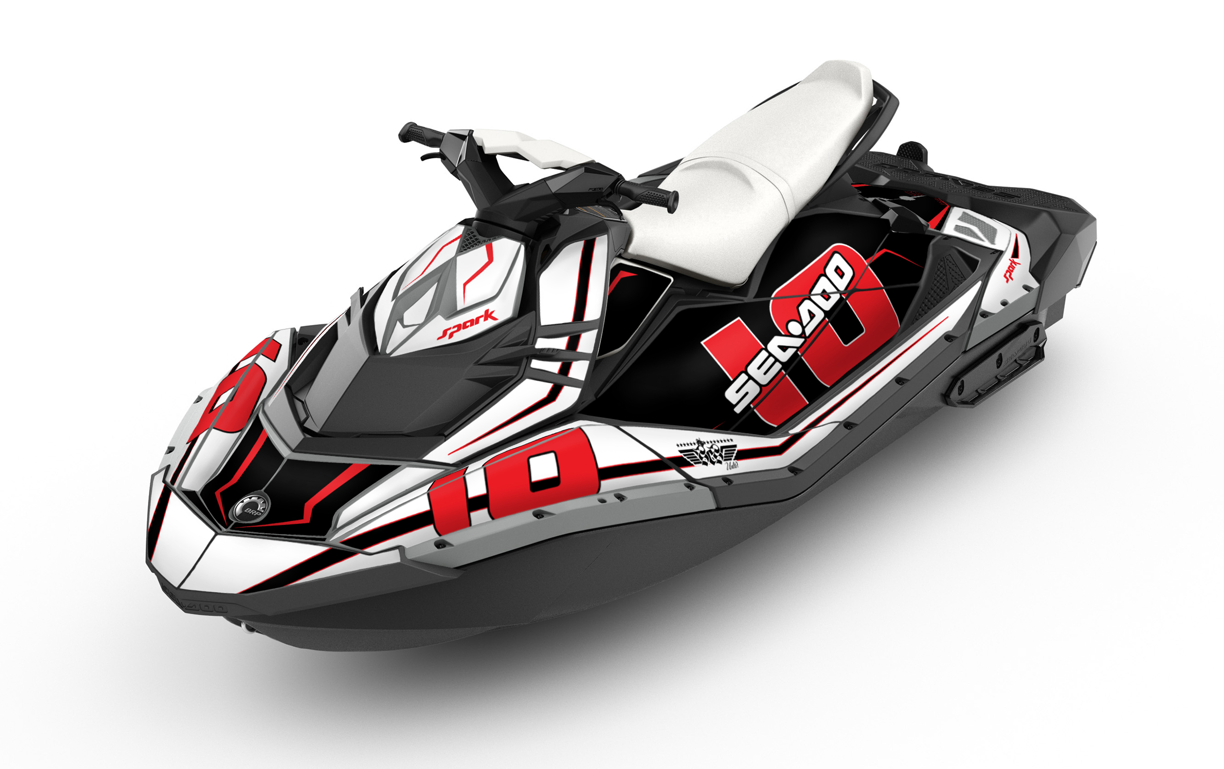 First Look Sea Doo Unveils The All New Spark For 2014