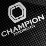 Experience Time Like A Champion. ANNOUNCING, Champion Timepieces.