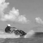 Valentin Dardillat: Caribbean Duel Jet ski vs Paramoteur