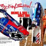 Blowsion Bikini ProRider