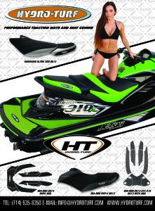 Hydro-Turf Bikini ProRider