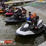 Rec Lites Moto at the Hydrocross Watercraft Racing Tour 2014, Tavares, FL.