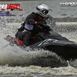 Don Anderson Racing his Licorice Spark in Tavares, FL. Hydrocross Tour.