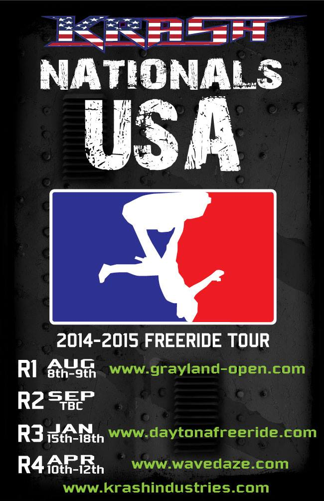 USA Freestyle Tour