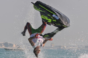UIM - ABP Aquabike Class Pro WC 2014, GP of Qatar, Doha March 5-8th 2014