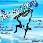 The Sunshine Coast Jet Sports Club Presents the 2015 OZ Surf Slam