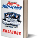 PRO WATERCROSS 2015 COMPETITION RULE BOOK RELEASED