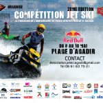 2nd Edition Jet Ski Competition in Agadir, Morocco!