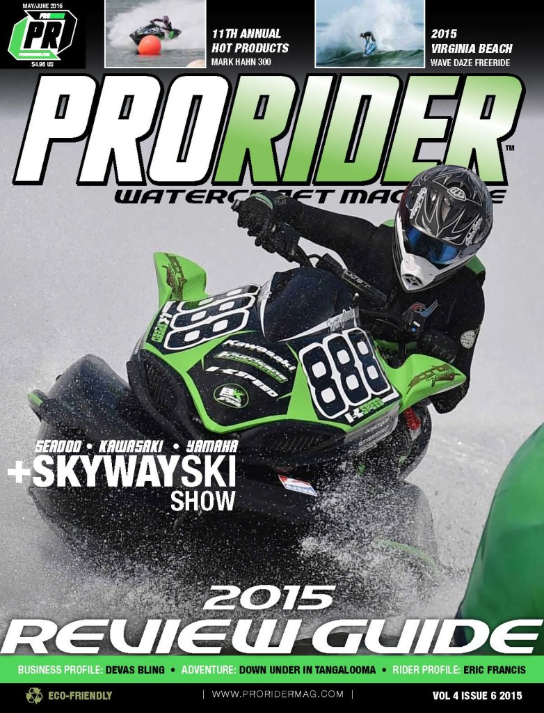 Pro Rider May June Cover