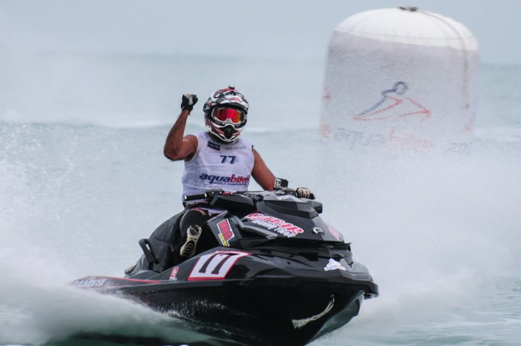 UIM - ABP Aquabike World Championship, GP of Qatar, Doha March 4-6th 2015