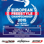 Results – Super Final of 2015 European Freestyle Championship in Nysa, Poland