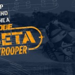 A once in a lifetime opportunity: become a Jobe Beta trooper!