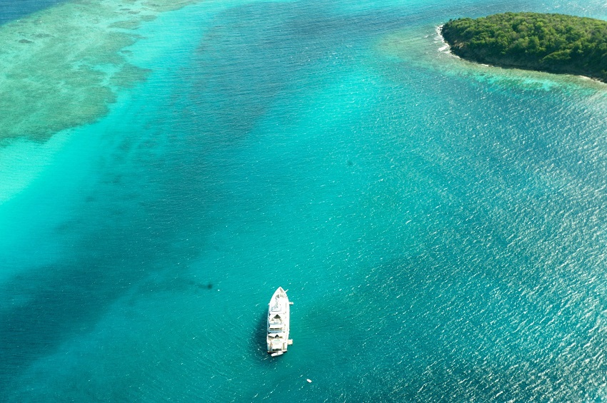 re sized Tobago Cays Tranquility
