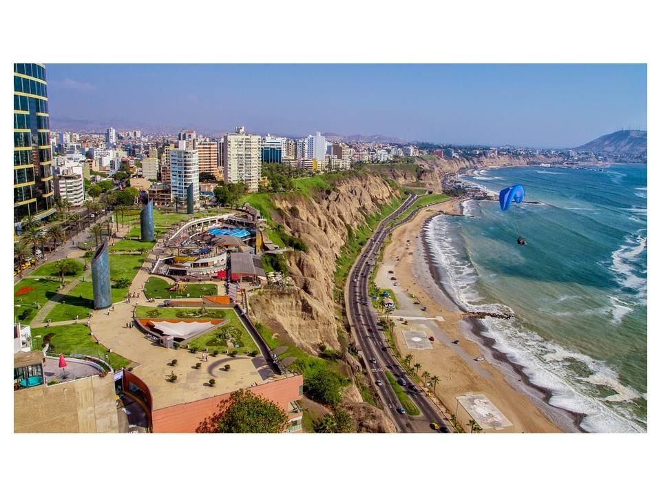 Costa Verde - Lima beaches