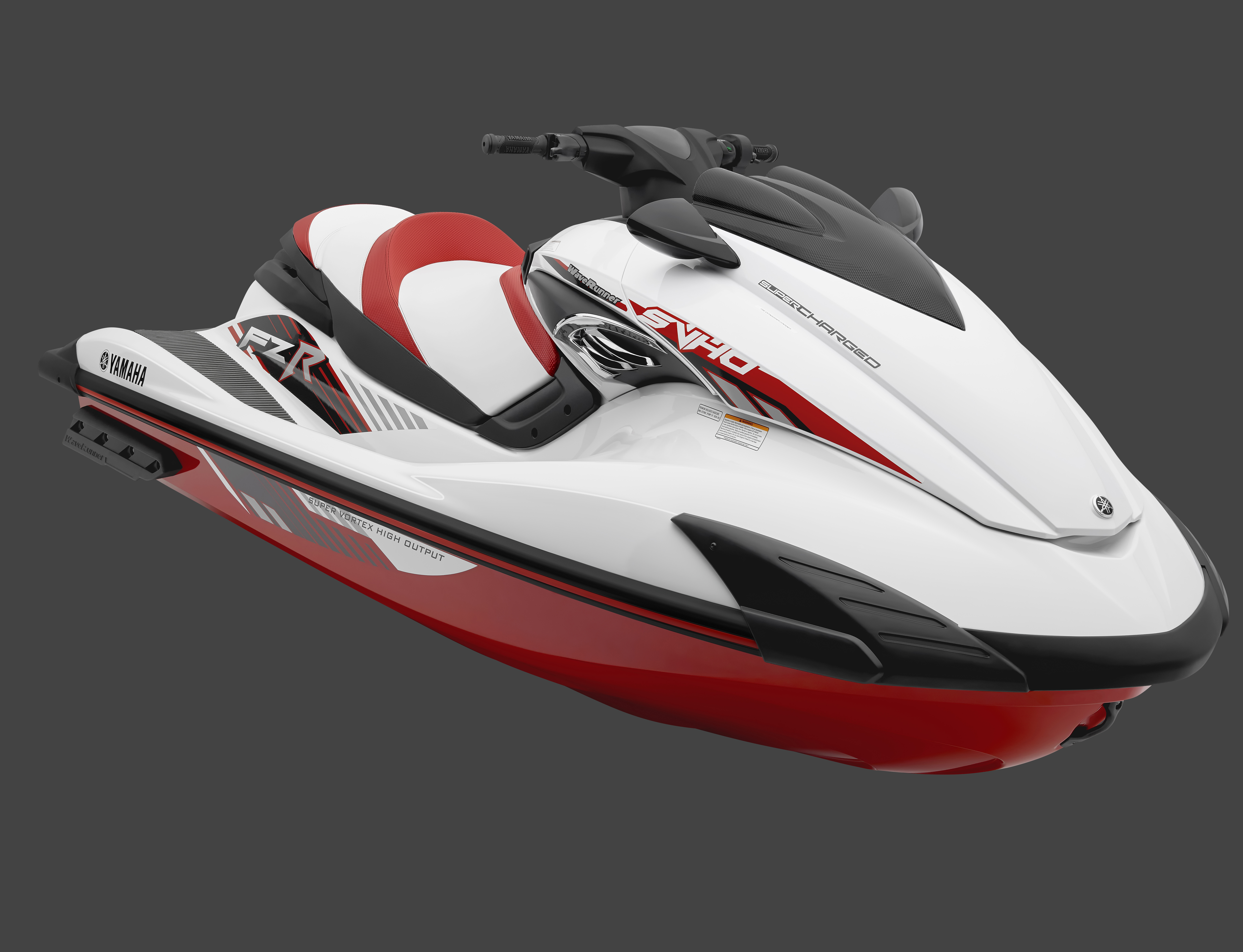 Coast High Performance >> Yamaha Introduces its 2016 WaveRunners® with All-New VX Models and TR-1 HO Marine Engine | Pro ...