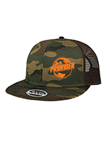 Limited Edition Pro Rider Camo Trucker Style Cap
