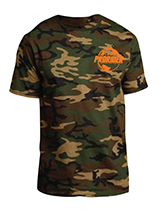 Limited Edition Pro Rider Camo T-Shirt