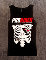 Pro Rider Watercraft Magazine SE Rib Cage Tank Top