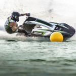 KAWASAKI JET SKI® SX-R™ WATERCRAFT PREPARED TO RACE IN 2017
