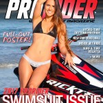 Hydro-Turf Hot Products Daytona Freeride Rickter MX1, DG Exposure and Seana Mendez to be featured on the cover of the 2017 March/April Swimsuit issue of Pro Rider Watercraft Magazine!