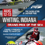 Powerboat P1 AquaX Racing Returns To Whiting August 12-13!
