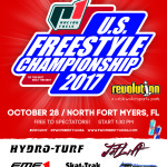 Season Finale! East Coast Round of 2017 P1 Racing Fuels U.S. Freestyle Championship sanctioned by IJSBA