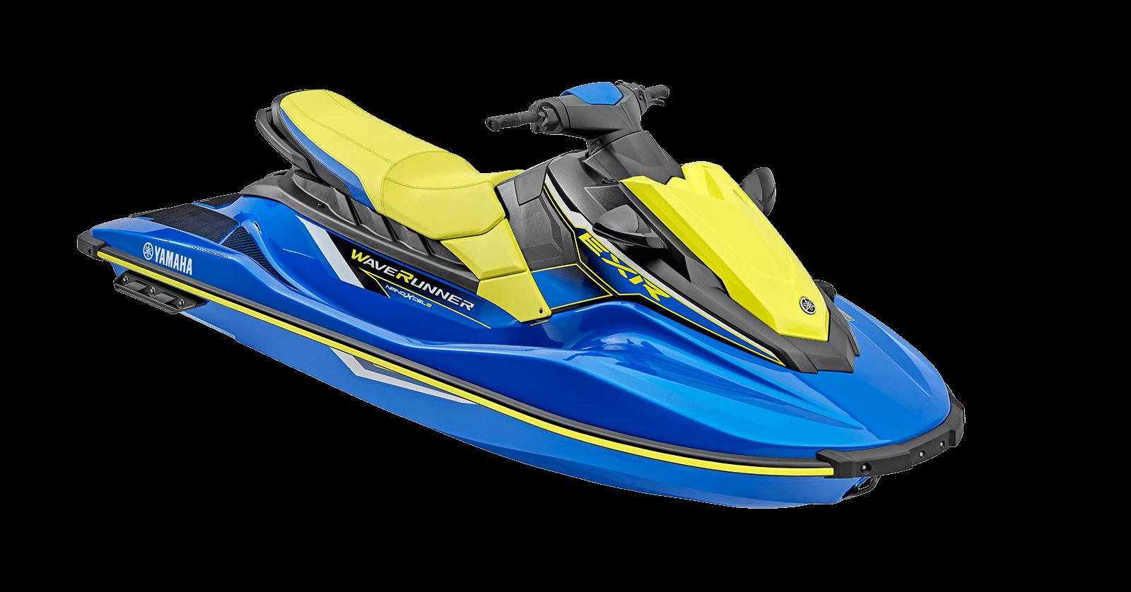 Yamaha Waverunner Models