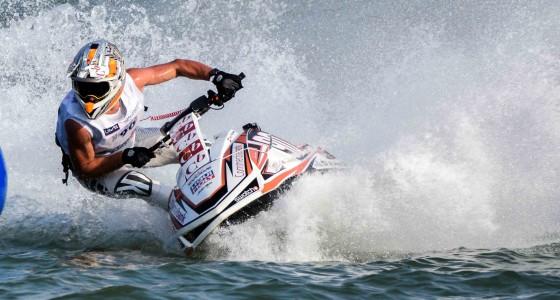 Kevin Reiterer UIM Aquabike World Championship 03-04.10.2015, Liuzhou China