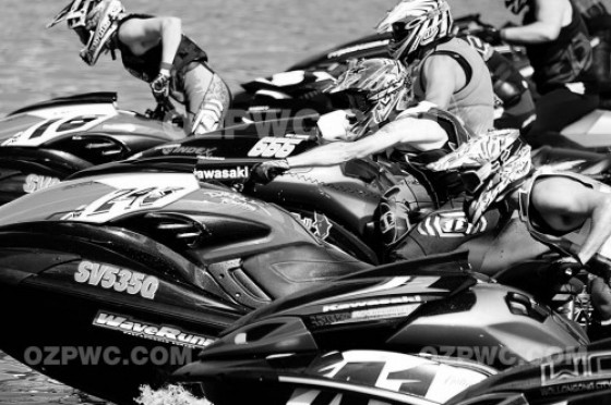 AJSBA WATERCROSS TOUR ROUND 2 SYDNEY, Australia