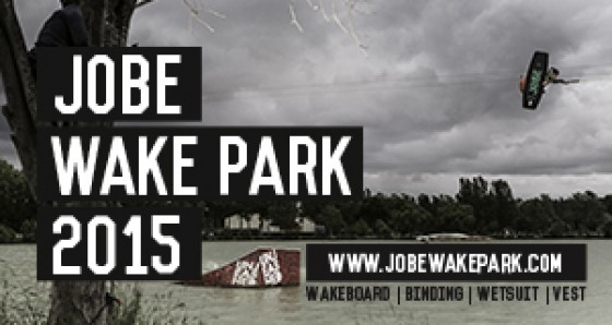Jobe launches new Wake Park website