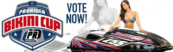 Vote on the 2016 Pro Rider Bikini Cup!