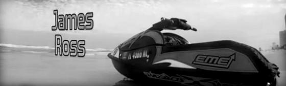 Thrust Innovations Daytona Freeride 2013: James Ross