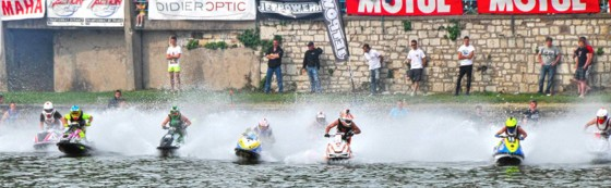 GREAT BRITAIN HOSTING FIRST TIME FREEGUN JETCROSS EVENT