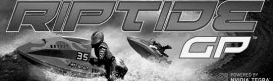 Want to be a champion jet ski racer? Check out Riptide GP BlackBerry 10 *VIDEO