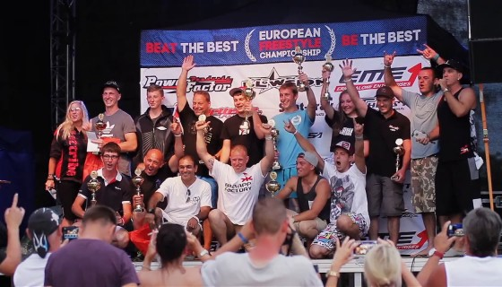 Online release of the Recap Video from Round 3 of 2015 European Freestyle Championship in Poland