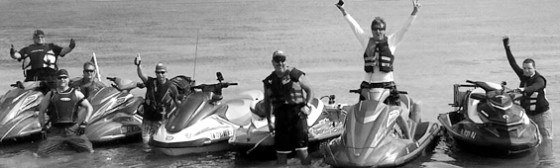 Jet Ski Junkies: PLAN C