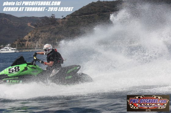 """PWCOFFSHORE.COM Presents Monster Energy Kawasaki's Craig Warner with the offshore racing's """"Best of The Best"""" Award for setting the all time LB2CAT Title Record with 6 Titles! New Photos!"""