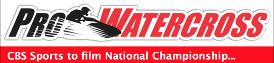PRO WATERCROSS NATIONAL CHAMPIONSHIP TO AIR ON CBS SPORTS NETWORK