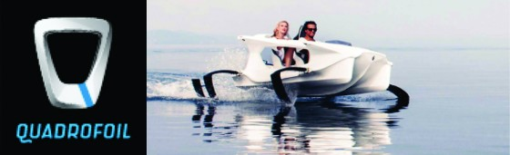 Quadrofoil will Produce Personal Watercraft in Cooperation with Alumero