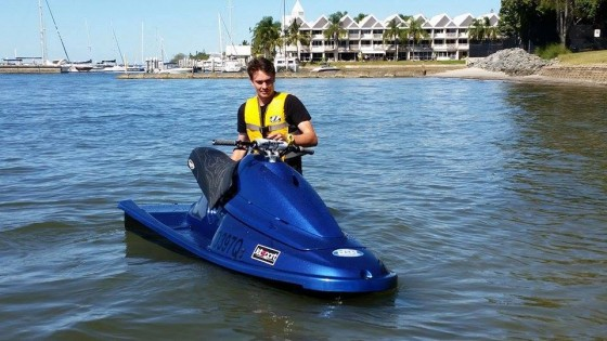 Could This Be The Future of Sport GP? Jetsport Queensland Completes Sport GP Class Monster Build, the Blaster 260