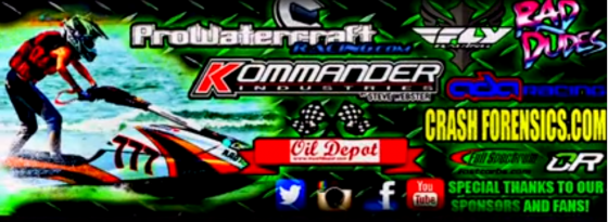 Jet Girls Racing 2015 Thrust Innovations Daytona Freeride Video!