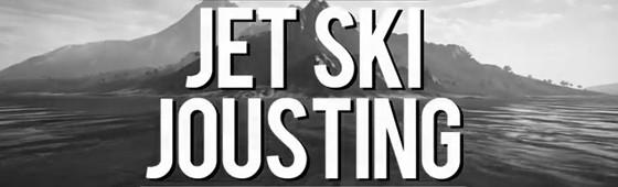 Jet Ski Jousting