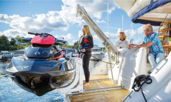 New Platform Makes it Easier for Disabled Users to Board Yachts