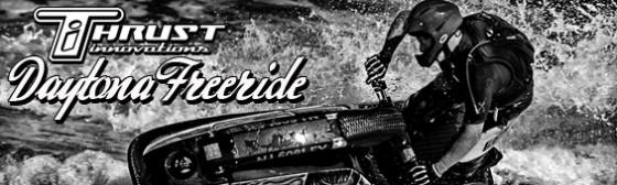 Thrust Innovations Daytona Freeride Breaks Records