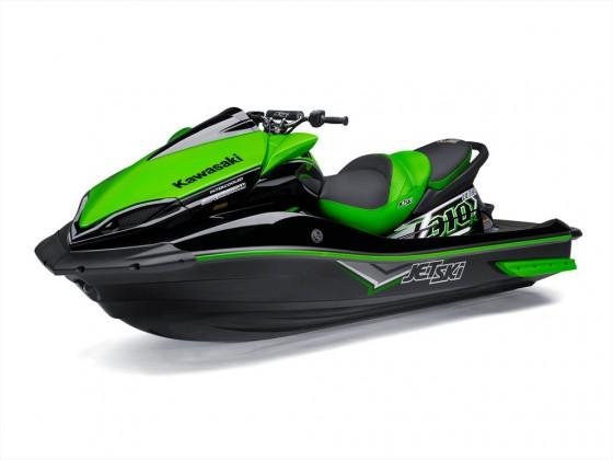 2015 Kawasaki 310R….