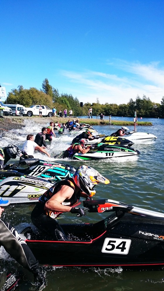 Christchurch, New Zealand – Kevin Reiterer spent the past weekend at the John Jones Steel New Zealand Nationals.