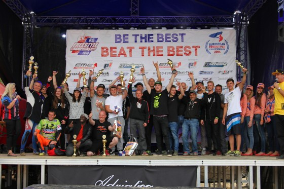 Press Release: Results – Round 3 & Super Final of 2016 IJSBA European Freestyle Championship / Nysa, Poland