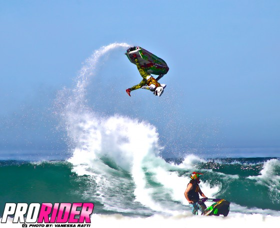 Bonus Video Footage From the Pismo Beach Spring Break Freeride