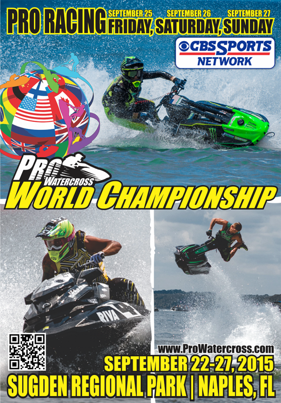 SPONSOR A WORLD CHAMPIONSHIP CLASS, PURSE INCENTIVE PROGRAM